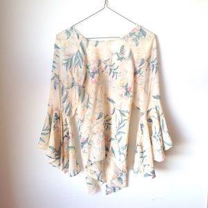 • the lauren conrad boho blouse (❄️NOWORNVR SALE!)